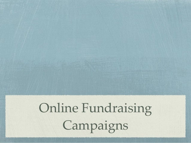 Passive Fundraising for Friends and Libraries Slide 3