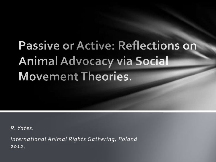 R. Yates.International Animal Rights Gathering, Poland2012.