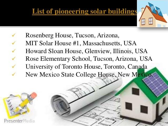 " http://en.wikipedia.org/wiki/Passive_solar_building_design.  ""U.S. Department of Energy - Energy Efficiency and Renewab..."