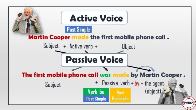 Martin Cooper made the first mobile phone call . The first mobile phone call was made by Martin Cooper . Subject Subject A...