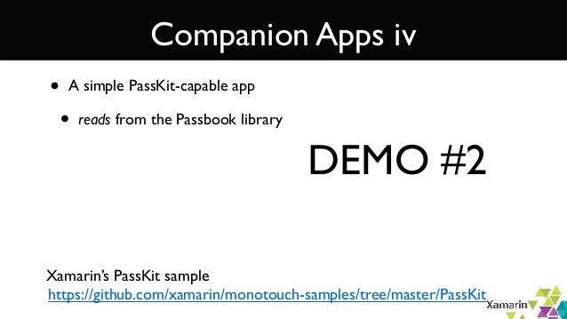 PassKit on iOS 6