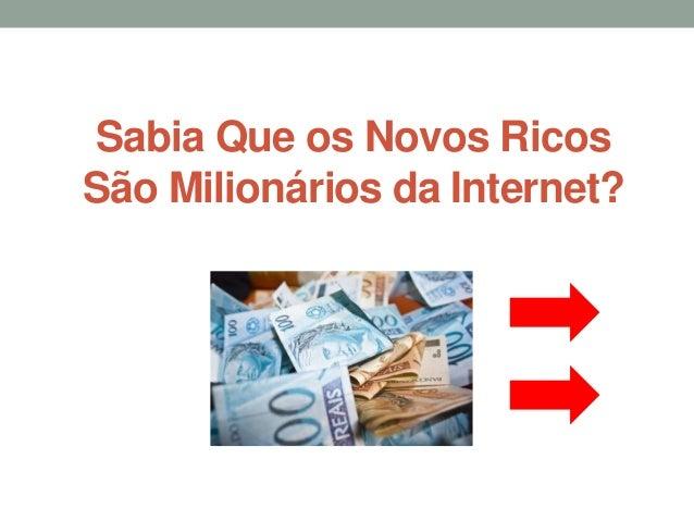 Passo a passo para ganhar dinheiro online Slide 2