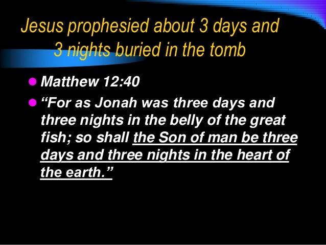 Kuvahaun tulos haulle Matthew 12:40