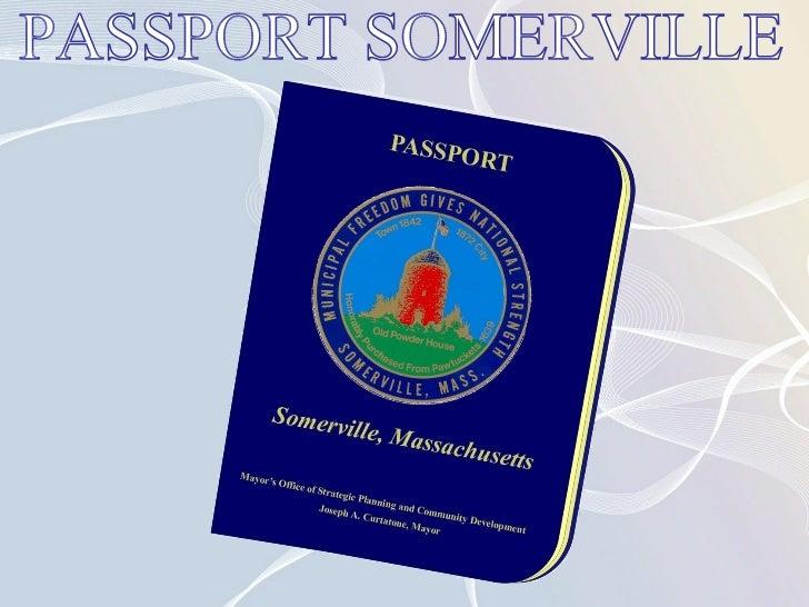 PASSPORT SOMERVILLE