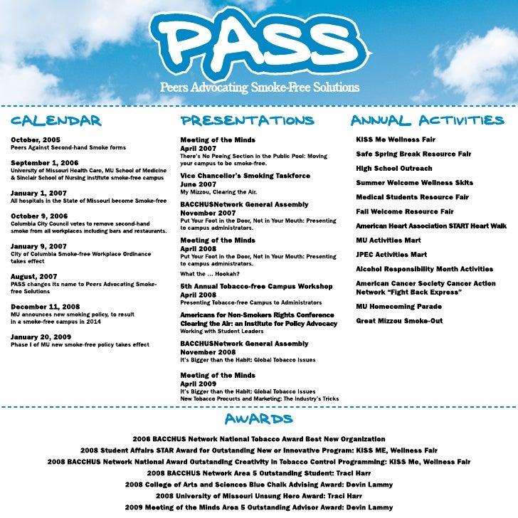 Pass Poster