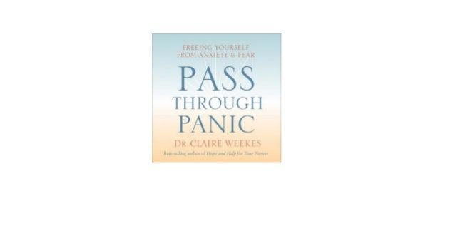 Pass Through Fear