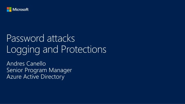 Microsoft Azure Active Directory Windows Server Active Directory Exchange Online Step AuthN State Platform Description Att...