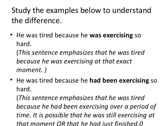 past perfect tense examples pdf