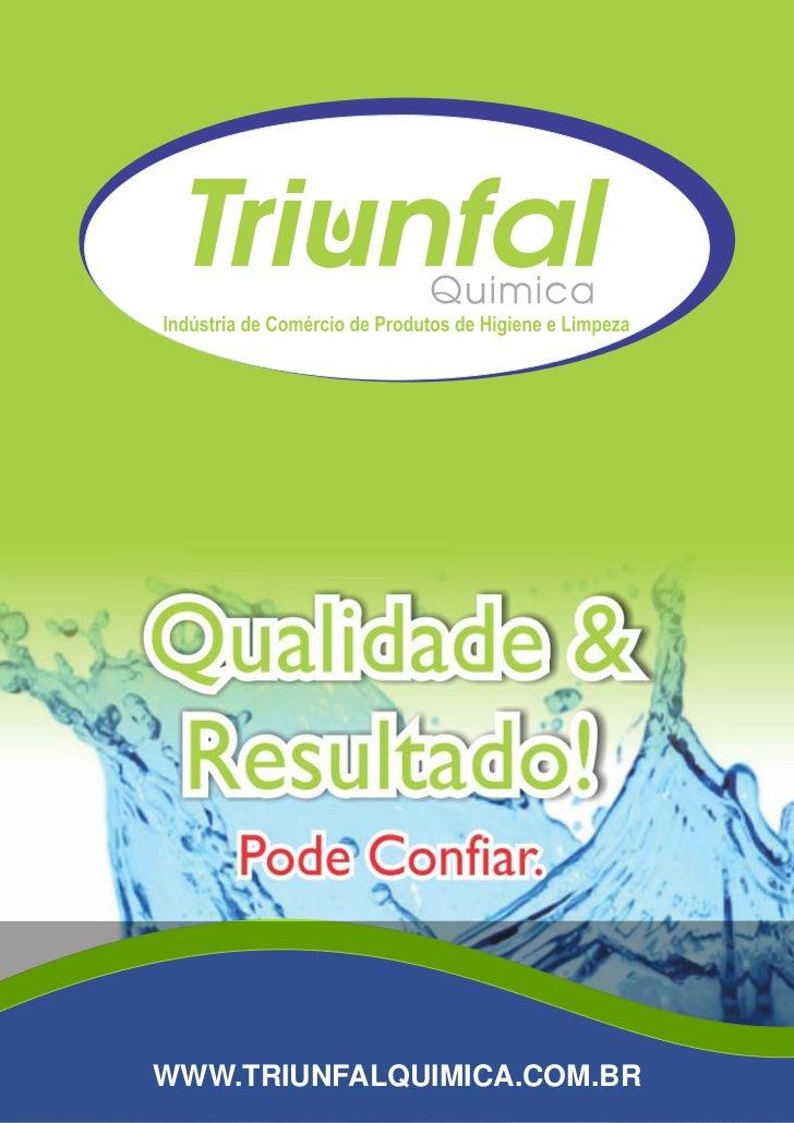 WWW.TRIUNFALQUIMICA.COM.BR