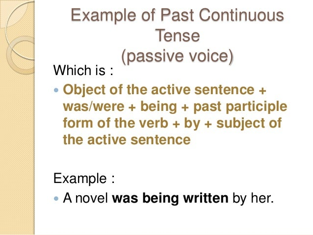 example of active voice writing A sentence is written in active voice when the subject of the sentence performs   find examples of sentences written in passive voice in your reading book and.