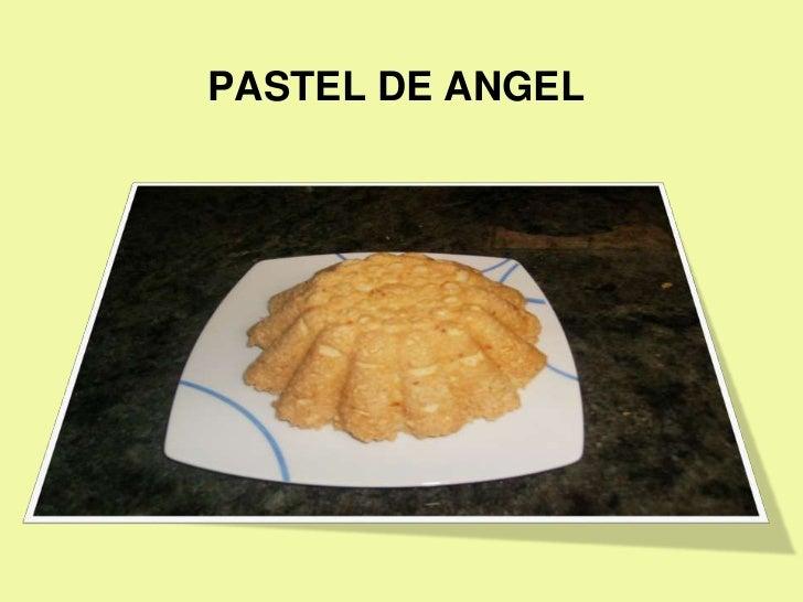 PASTEL DE ANGEL<br />