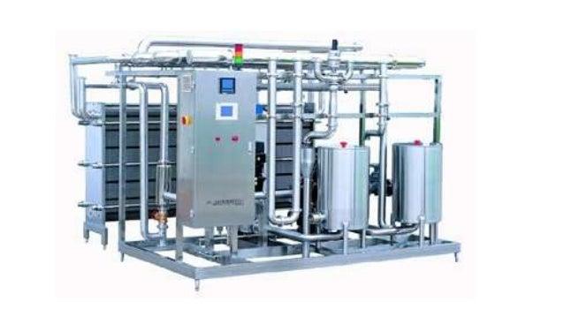 Pasteurization and Homogenization of milk