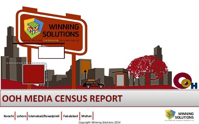 Copyright Winning Solutions 2014 Karachi Lahore Islamabad/Rawalpindi Faisalabad Multan
