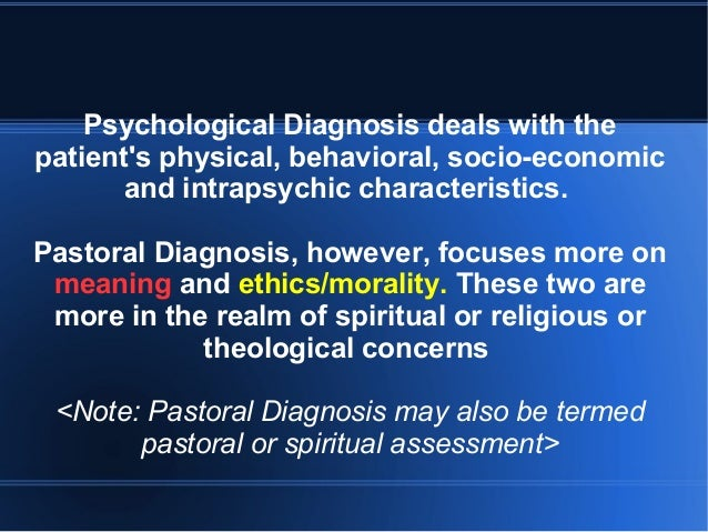 pastoral diagnosis Pastoral definition is - of, relating to, or composed of shepherds or herdsmen how to use pastoral in a sentence of, relating to, or composed of shepherds or herdsmen devoted to or based on livestock raising of or relating to the countryside : not urban.