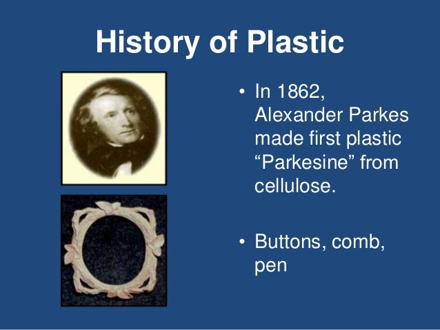 Past Present Amp Future Of Plastics