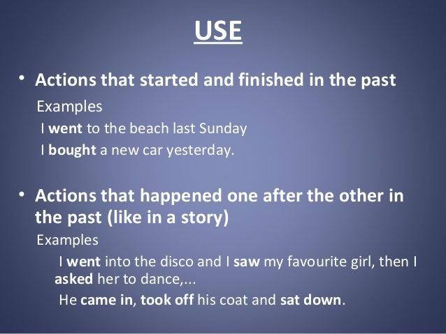 Pastsimple4 Slide 2