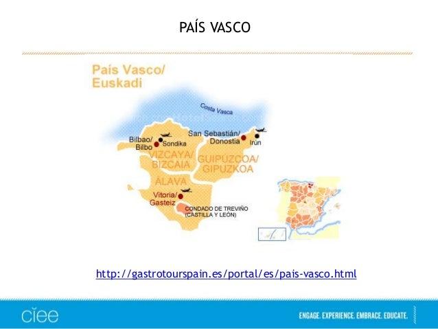 PAÍS VASCO  http://gastrotourspain.es/portal/es/pais-vasco.html