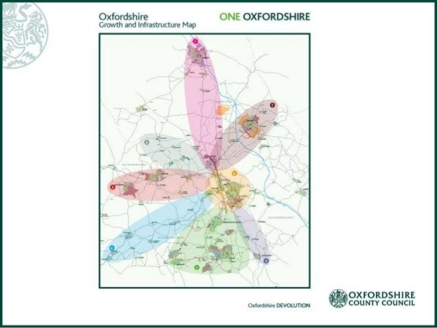 Strategic Planning And Devlotion Oxfordshire Devolution