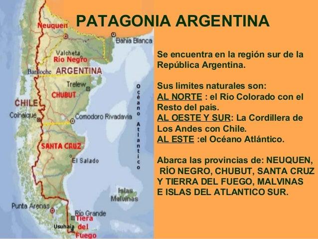 Patagonia argentina sus limites naturales son junn de los andes neuqun gumiabroncs Images