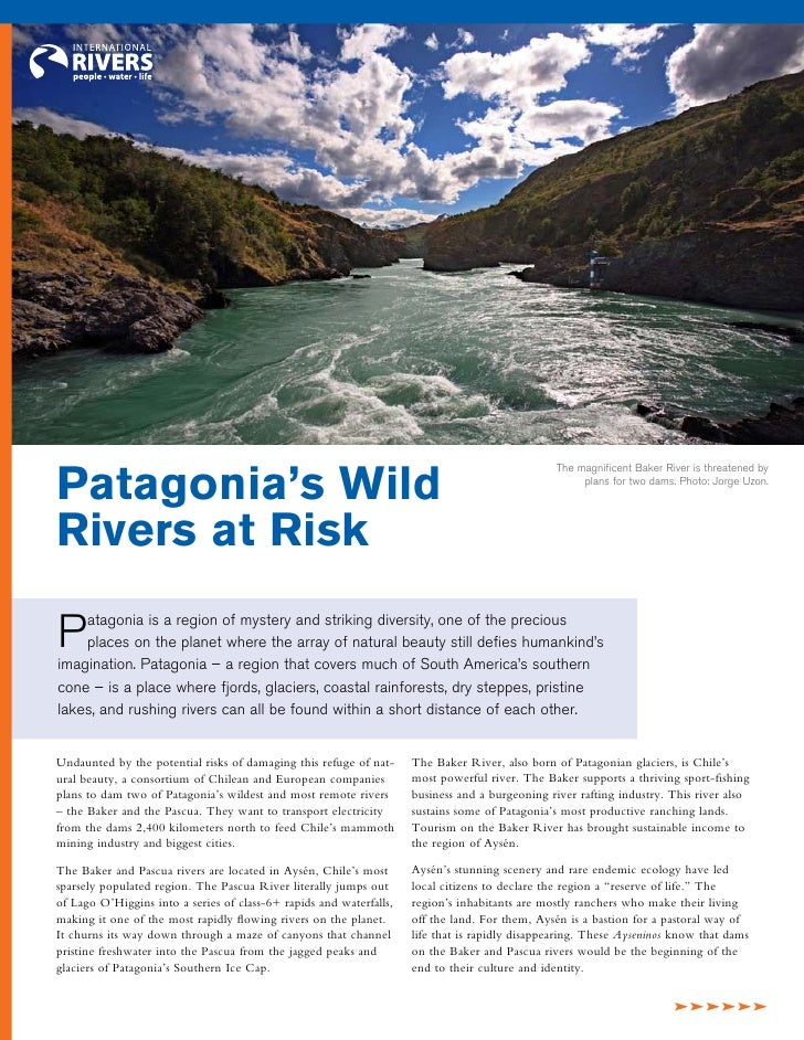 Patagonia's Wild                                                                                                 The magni...