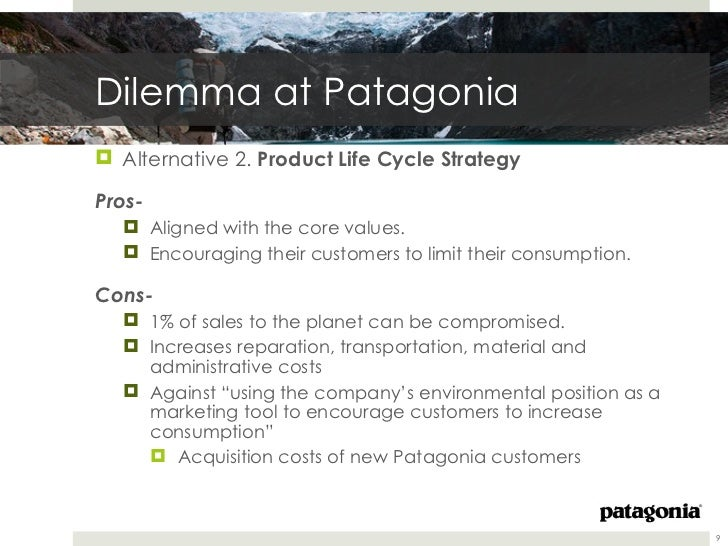 pategonias expansion strategy Discuss the european motives for expansion and colonization in the new world   introduction 2 21 picard overview 4 22 picard´s corporate strategy 5.