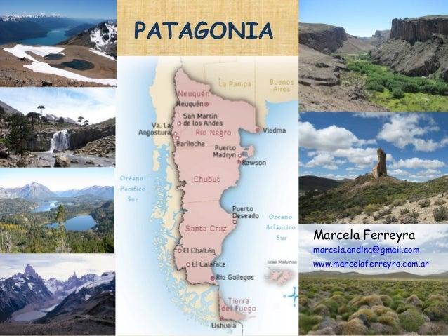 Patagonia y sus eco-regiones
