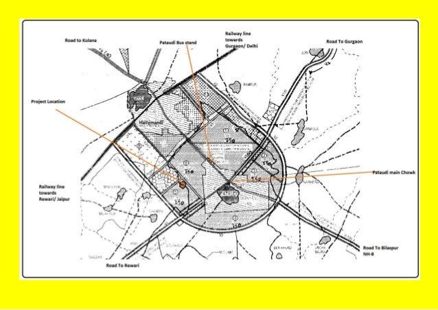 Gurgaon- Pataudi – Rewari – National Highway