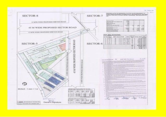 Huda plots scheme Pataudi sector 5 Deen dayal yojna
