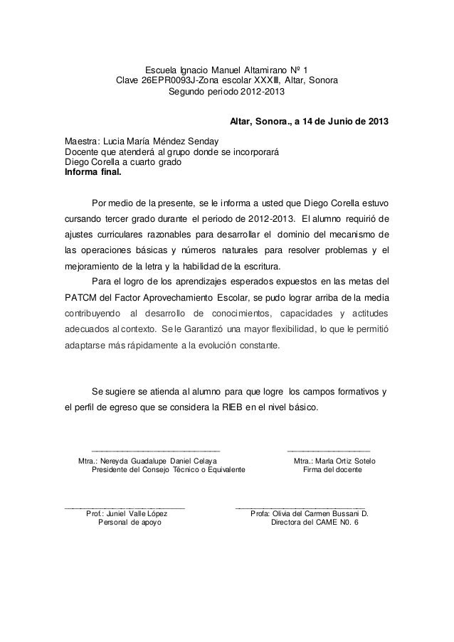 Escuela Ignacio Manuel Altamirano Nº 1 Clave 26EPR0093J-Zona escolar XXXIII, Altar, Sonora Segundo periodo 2012-2013 Altar...