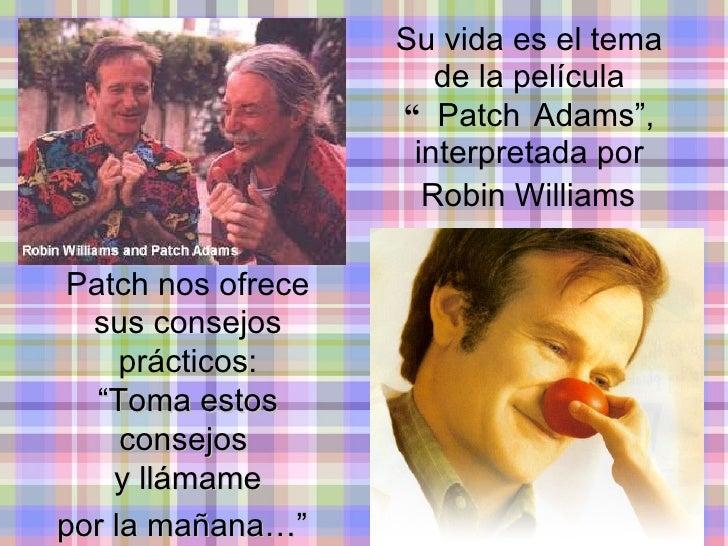patch adams ver pelicula completa en español