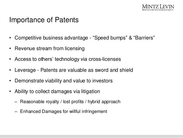Patent 101 Protecting Innovations