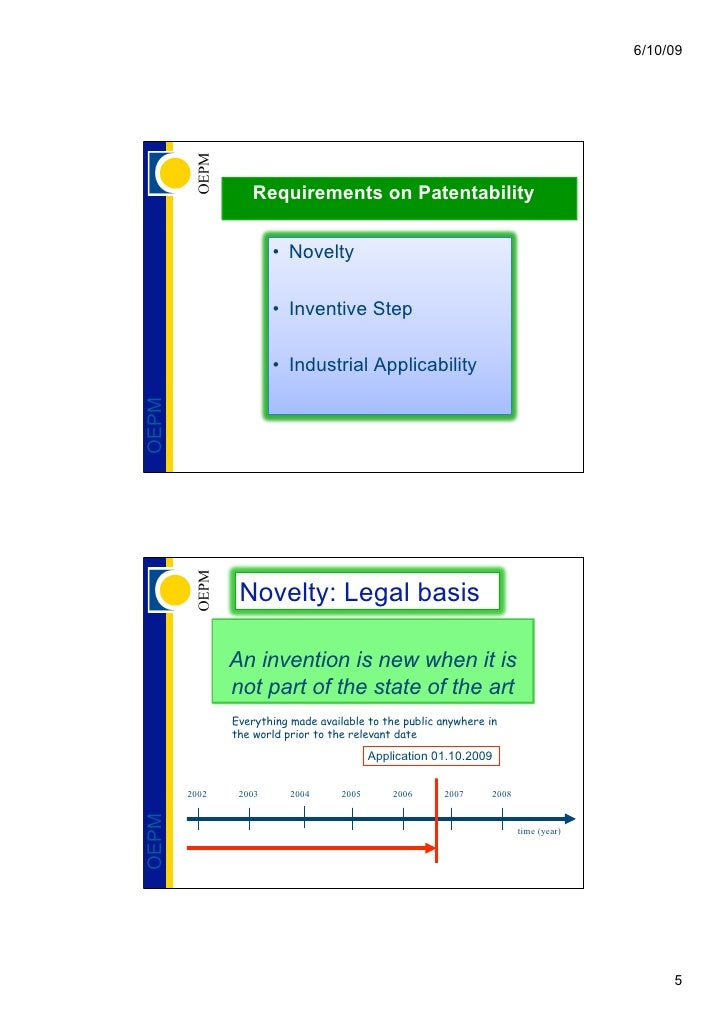 legal requirements for a patent in australia novelty industrial applicability