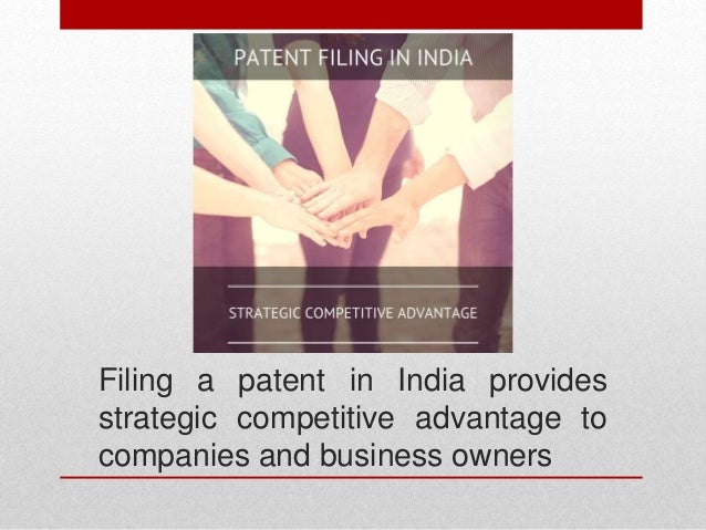 Patent Filing and Patent Prosecution in India - Patent Application Types - Provisional & Complete Patent - PCT National Phase & International Phase Application - Patent Publication, Examination and Office Action Response Slide 2