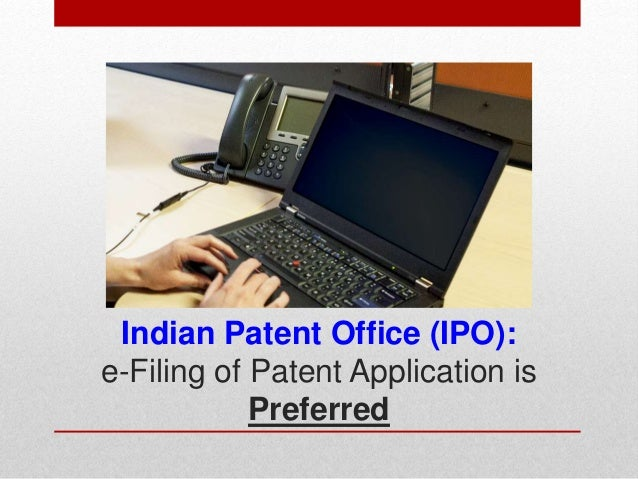 Patent Filing and Patent Prosecution in India - Patent Application Types - Provisional & Complete Patent - PCT National Phase & International Phase Application - Patent Publication, Examination and Office Action Response Slide 3