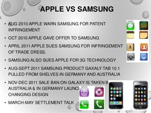 apple vs samsung case study pdf