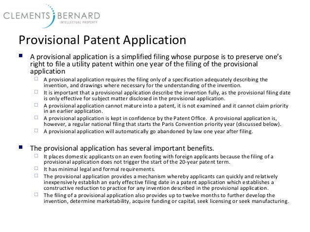 Patents 101 and patent prosecution overview and costs for Utility patent application template