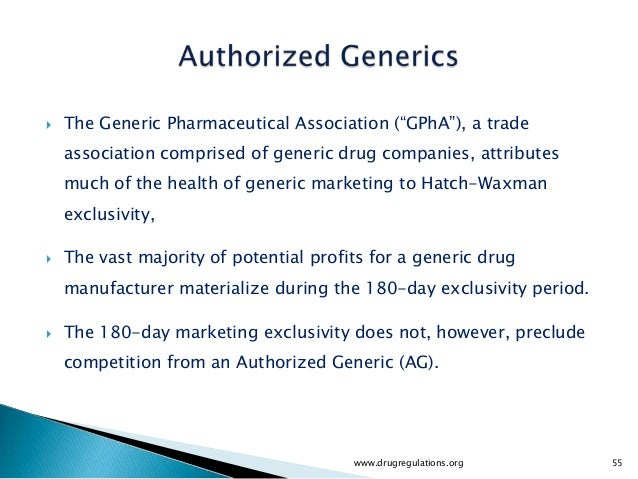 """   The Generic Pharmaceutical Association (""""GPhA""""), a trade    association comprised of generic drug companies, attribute..."""