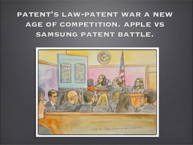 Apple, Samsung settle lengthy iPhone patent war