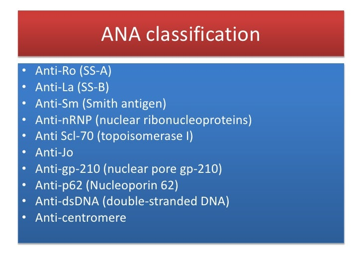 Antibodies involved in SLE<br />Identification of a nuclear protein (Scl-70) recognized as topoisomerase I in 1986 with an...