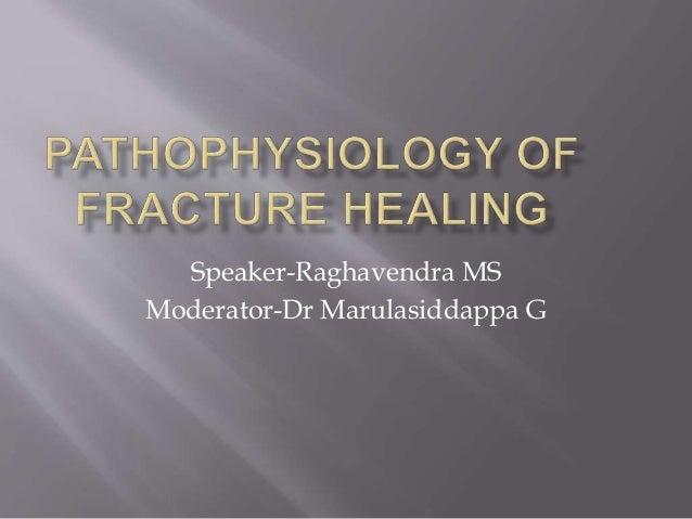 Speaker-Raghavendra MS Moderator-Dr Marulasiddappa G