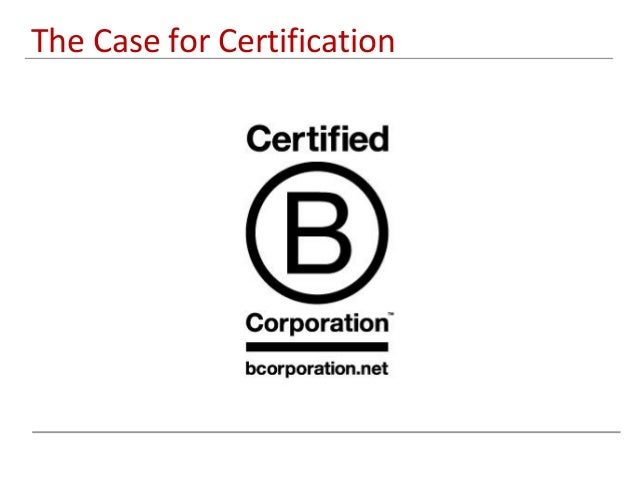 The Case for B Corp Certification: North Carolina
