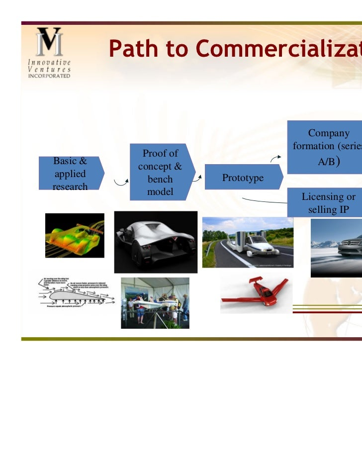 Path to Commercialization, Nastas Presentation to Winner of Grant Competition Slide 3