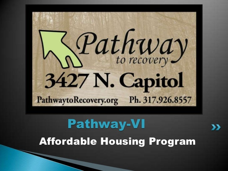 Affordable Housing Program<br />Pathway-VI<br />