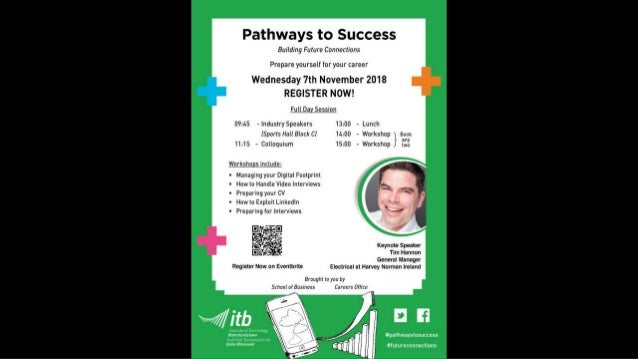 Pathways to Success November 7th 2018