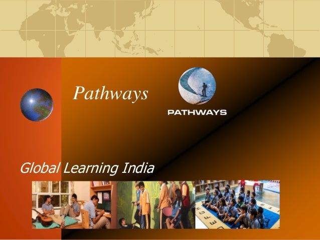 Pathways Global Learning India