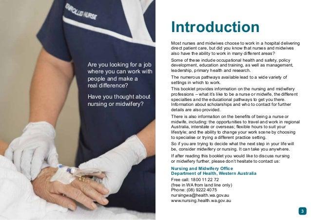 Nursing Mature Age Entry 47