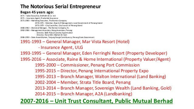 PEACE OF MIND Your Career with the best PUBLIC MUTUAL • No. 1 Unit Trust Company and PRS Provider • 120 Funds NAV RM66.9 B...