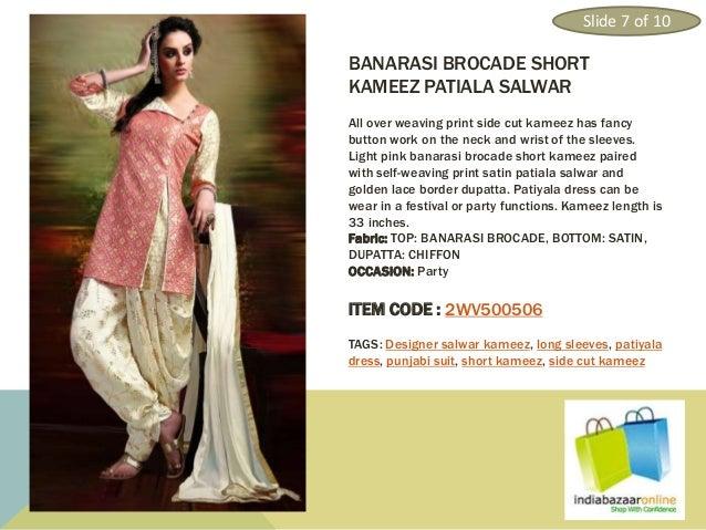 Royal Collection Of Patiyala Salwar Kameez