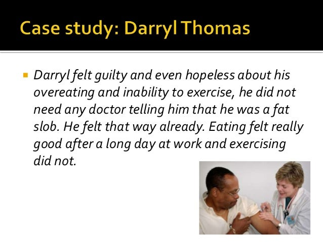  Darryl has started swimming before work with one of his colleagues, Ben.  You ask Daryl how it feels after swimming wit...
