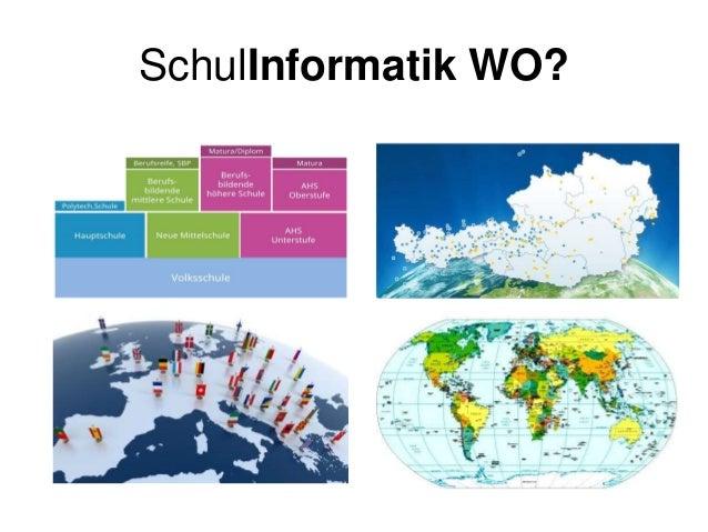 SchulInformatik WO?